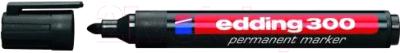 Маркер перманентный Edding 300 / e-300-1