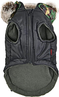 Жилетка для животных Puppia Orson / PARD-VT1569-BK-XL (XL, черный) -