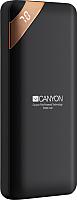 Портативное зарядное устройство Canyon CNE-CPBP10B (черный) -
