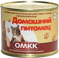 Корм для собак ОМКК Домашний питомец (525г) -
