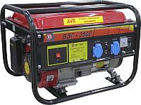 Бензиновый генератор Калибр БЭГ-3500 (30128) -