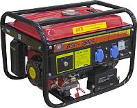 Бензиновый генератор Калибр БЭГ-3500А (30129) -