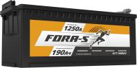 Автомобильный аккумулятор Fora-S Рус 4 клемма болт (190 А/ч) -
