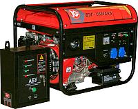 Бензиновый генератор Калибр БЭГ-6500ААБ (30122) -