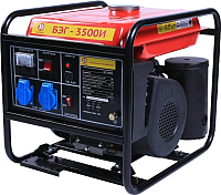 Бензиновый генератор Калибр БЭГ-3500И (30212) -