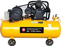 Воздушный компрессор Калибр Мастер КМ-5700/160РМ (50302) -
