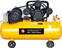 Воздушный компрессор Калибр Мастер КМ-7600/225РМ (50303) -