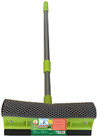 Швабра для мытья окон Умничка 10504-16 (зеленый) -