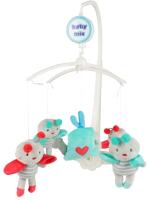 Мобиль на кроватку Baby Mix TK/486М (полосатые пчелки) -