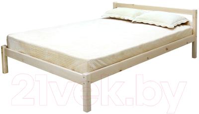Каркас кровати Мебельград Рино 120x200