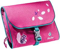 Косметичка Deuter Wash Bag Kids / 3901920 5002 (Magenta/Hotpink) -