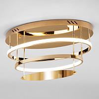 Потолочный светильник Евросвет 90160/2 (золото) -