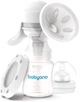 Молокоотсос ручной BabyOno Anatomy 301 -