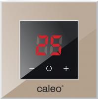Терморегулятор для теплого пола Caleo Nova (кофейный) -