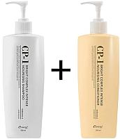 Набор косметики для волос Esthetic House CP-1 BC Intense Nourishing шампунь 500мл+кондиционер 500мл -