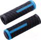 Грипсы для велосипеда BBB DualGrip / BHG-07 (черный/голубой) -