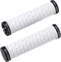 Грипсы для велосипеда BBB DualFix / BHG-3 (белый) -