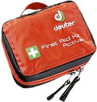 Аптечка туристическая Deuter 2020 First Aid Kit Active/ 4943016 9002 (Empty/Papaya) -