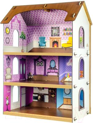 Кукольный домик Теремок Мария / КД-6