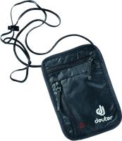 Сумка на шею Deuter Security Wallet I Rfid Block / 3942020 7000 (Black) -