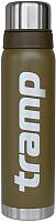 Термос для напитков Tramp Expedition Line / TRC-027о (0.9л, оливковый) -