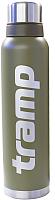 Термос для напитков Tramp Expedition Line / TRC-029о (1.6л, оливковый) -
