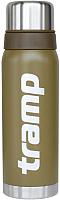 Термос для напитков Tramp Expedition Line / TRC-031о (0.75л, оливковый) -