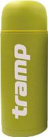 Термос для напитков Tramp Soft Touch / TRC-108о (0.75л, оливковый) -