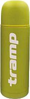 Термос для напитков Tramp Soft Touch / TRC-109о (1.0л, оливковый) -