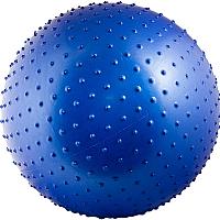 Фитбол массажный Torres AL100265 (ПВХ, синий) -