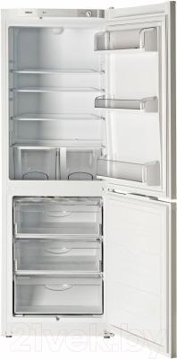 Холодильник с морозильником ATLANT ХМ 4712-100 - внутренний вид