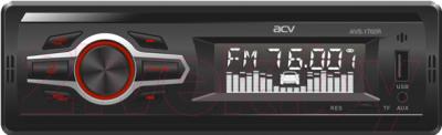 Бездисковая автомагнитола ACV AVS-1702R