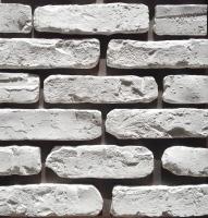 Декоративный камень Polinka Старый Замок белый 1000 (220-260x50-70x5-15) -