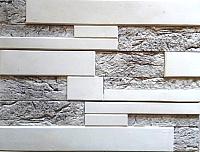 Декоративный камень Polinka Исландия И6 (395x100x5-15) -
