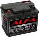 Автомобильный аккумулятор ALFA battery Hybrid L / AL 60.1 (60 А/ч) -
