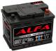 Автомобильный аккумулятор ALFA battery Hybrid R / AL 60.0 (60 А/ч) -