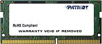 Оперативная память DDR4 Patriot PSD44G266681S -