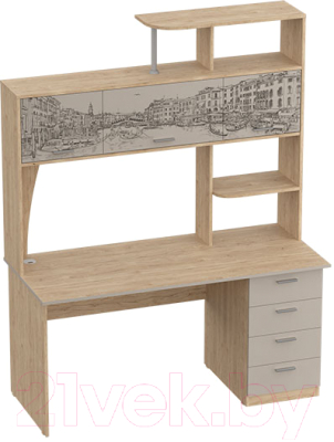 Письменный стол Мебельград СК-11