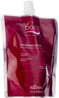 Крем для обесцвечивания волос Kaaral Васо Bleach Hair Cream с натуральными минеральными маслами (250мл) -