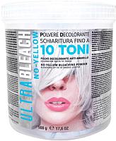Порошок для осветления волос Kaypro Ultra Bleach без желтизны до 10 тонов (500г) -