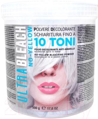 Порошок для осветления волос Kaypro Ultra Bleach без желтизны до 10 тонов (500г)