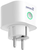 Розетка с Wi-Fi Perenio Power Link PEHPL01 (белый) -