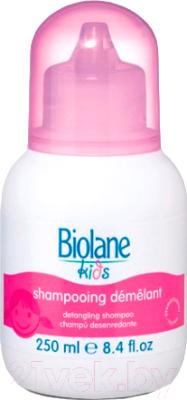 Шампунь детский Biolane Kids мягкий для легкого расчесывания с 3-х лет