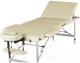Массажный стол Atlas Sport 3AL-60185/4B (кремовый) -