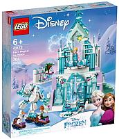 Конструктор Lego Disney Волшебный ледяной замок Эльзы 43172 -