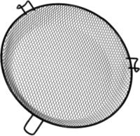 Сито для прикормки Lorpio Kруглое 330мм / 004344 -