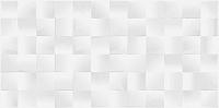 Плитка Golden Tile Сатин Рельеф (300x600, белый) -