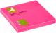 Блок для записей Q-Connect Brilliant KF10516 (розовый неон) -
