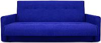 Диван Промтрейдинг Милан 140 с пружинным блоком (синий) -
