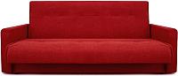 Диван Промтрейдинг Милан 140 с пружинным блоком (красный) -